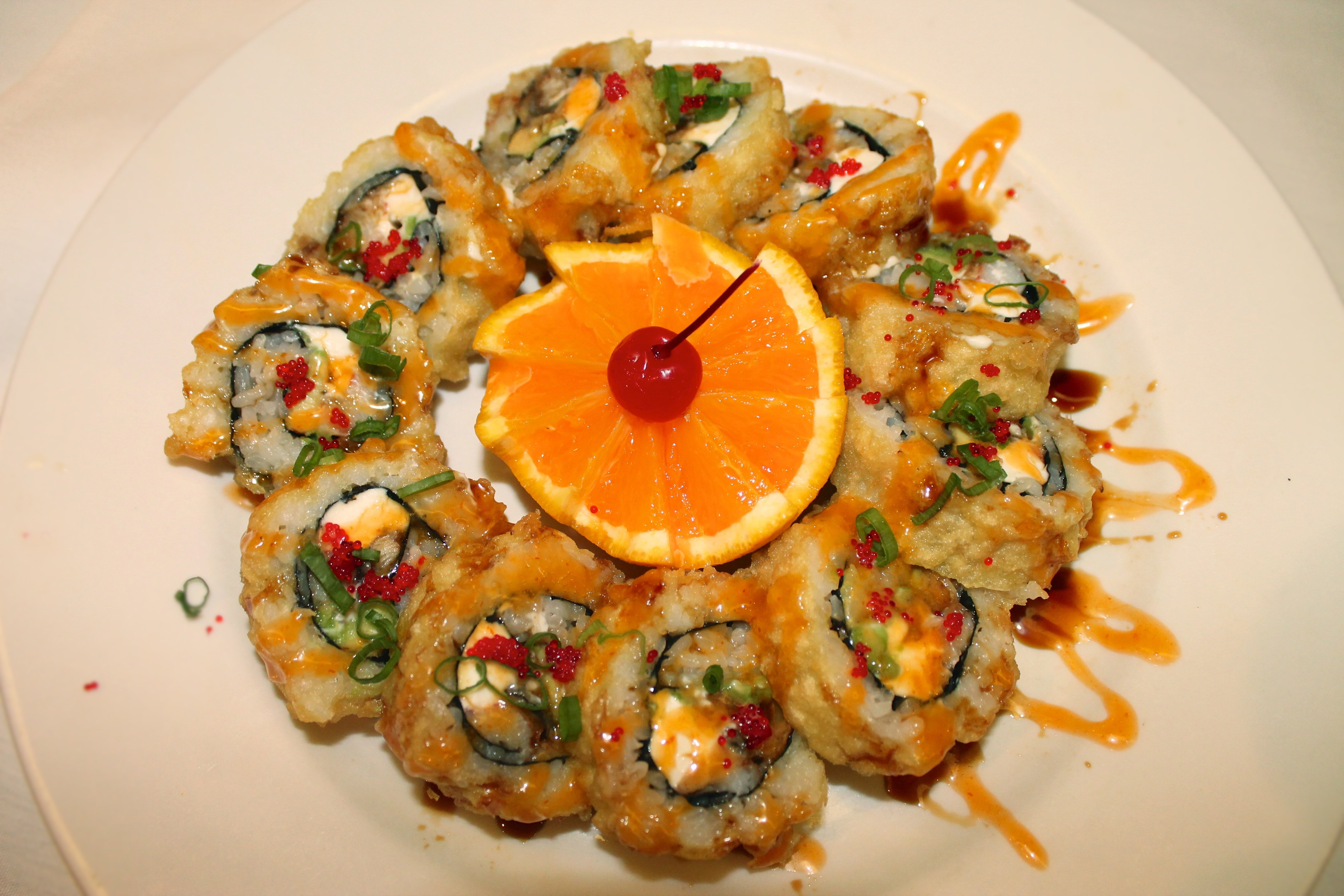 sushi in bryant, ar