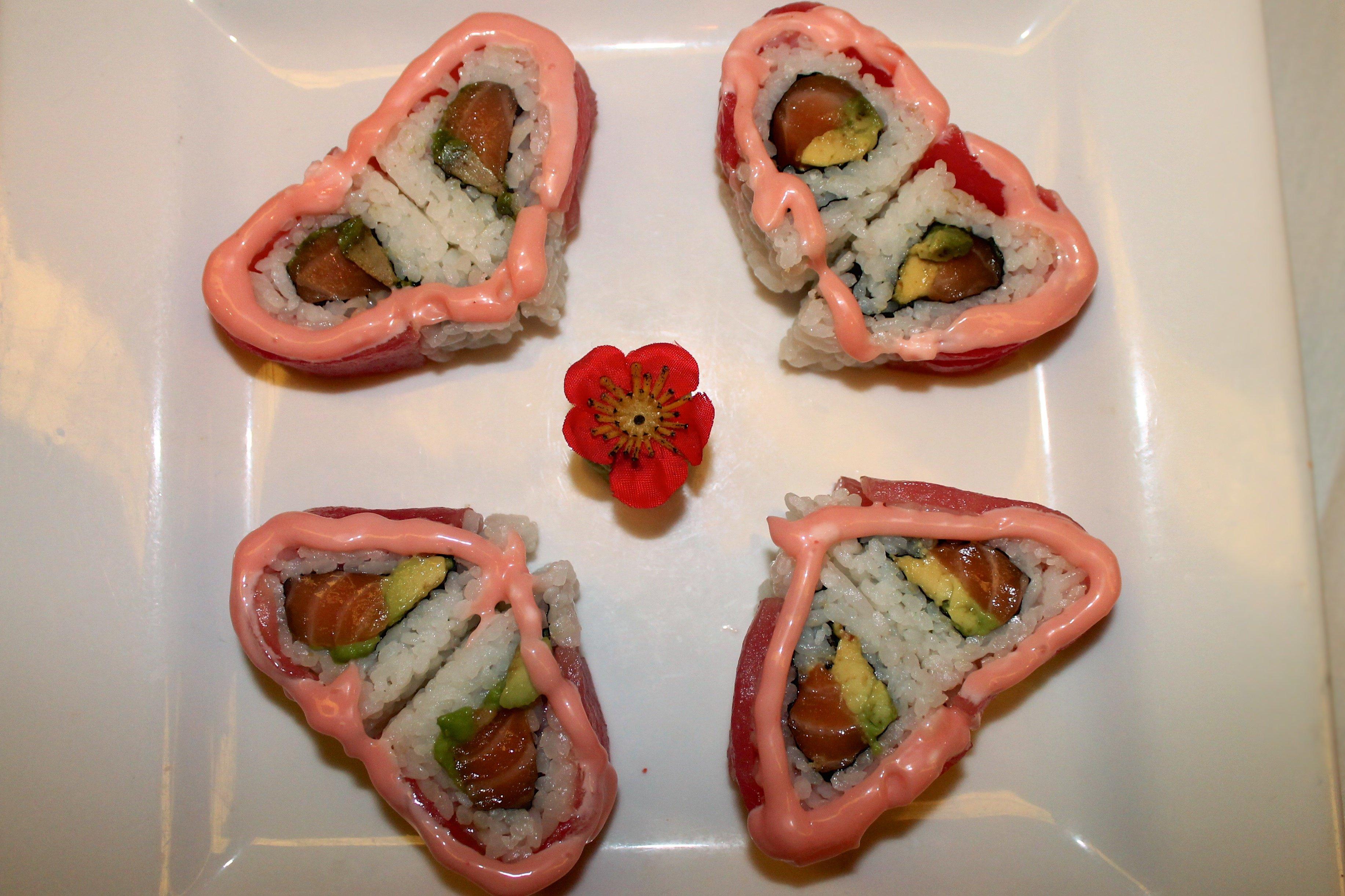 sushi in benton