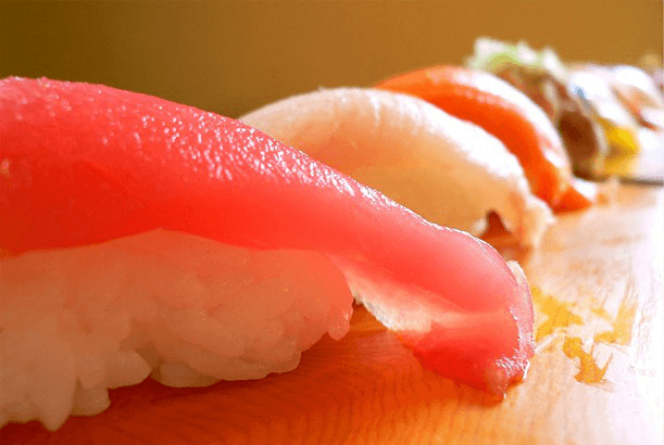 sushi rolls in arkansas