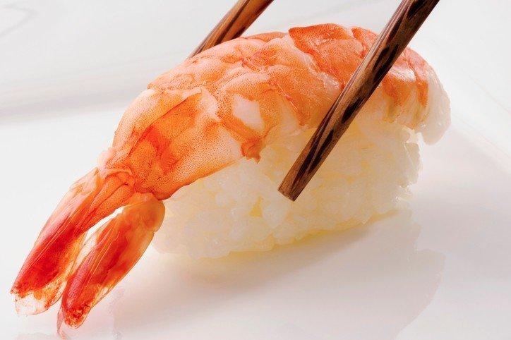 sushi, sushi rice, rice,