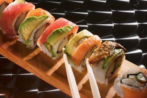 Japanese, table manners, food, arkansas