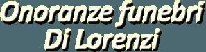 AGENZIA FUNEBRE DI LORENZI - lOGO