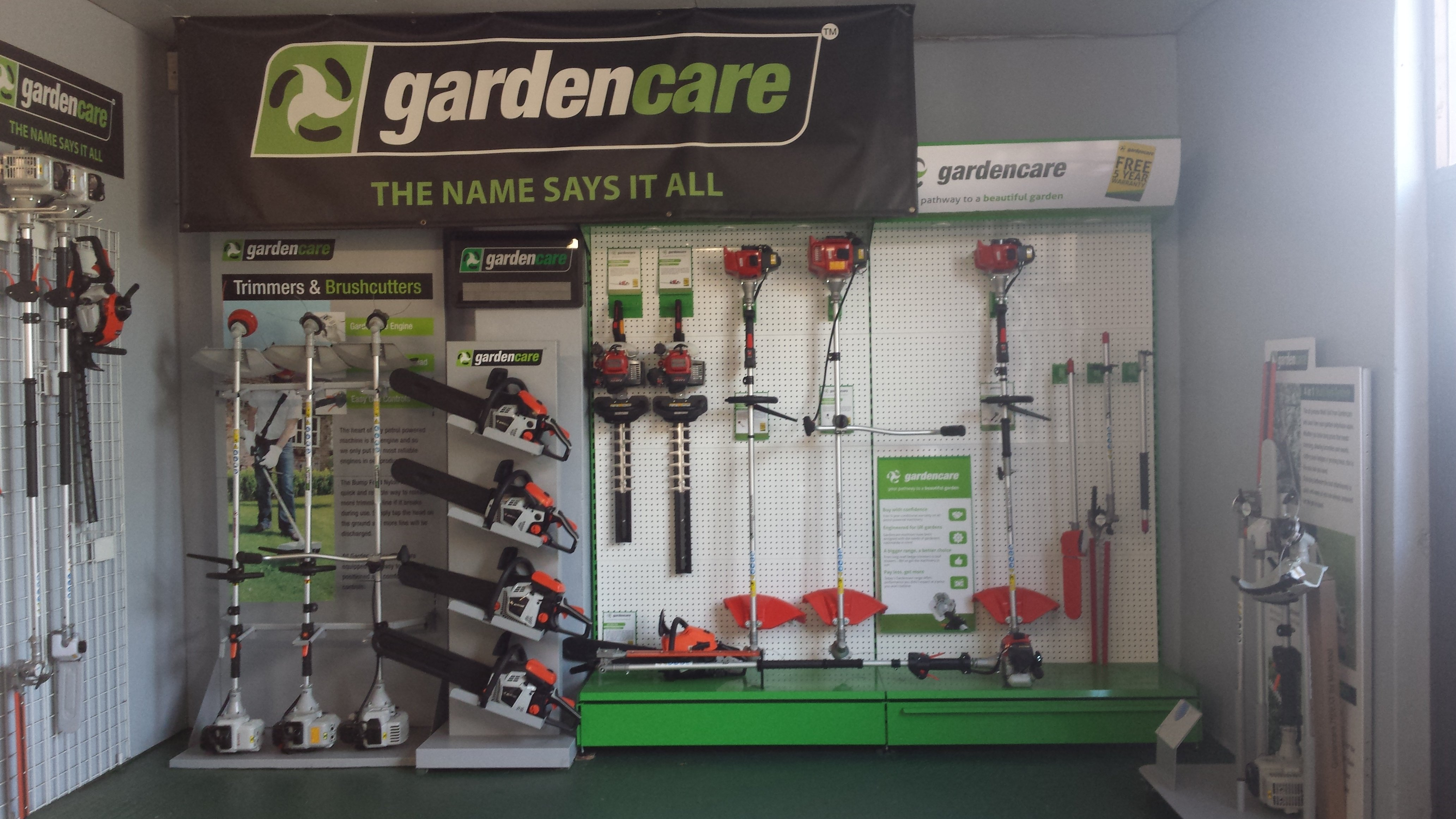 gardencare stocks