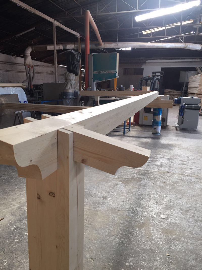 Lavori artigianali in legno