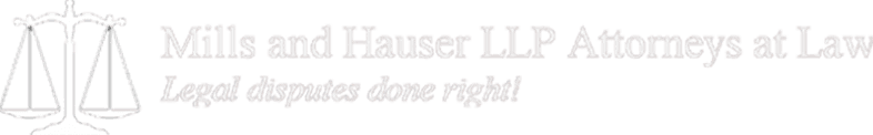 Mills and Hauser LLP Attorneys at Law logo