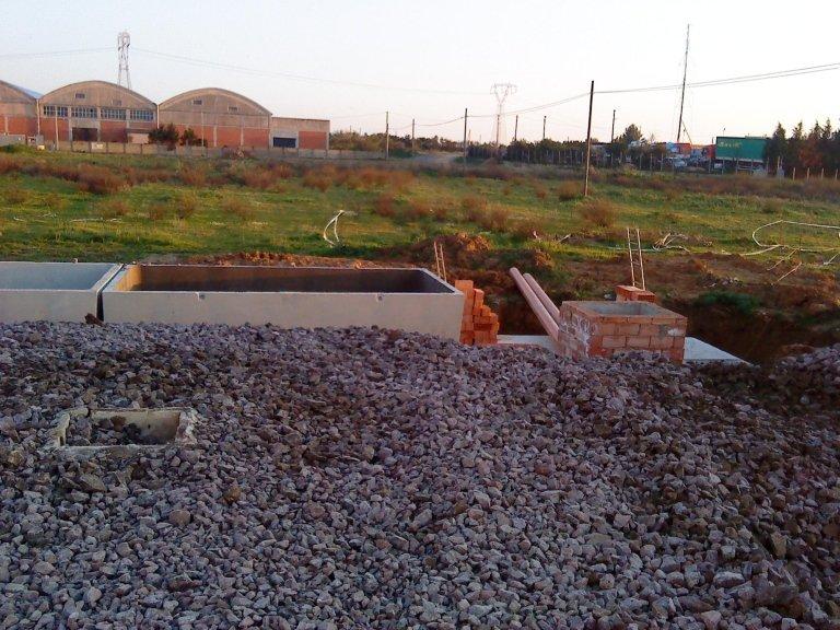realizzazione impianti in cemento