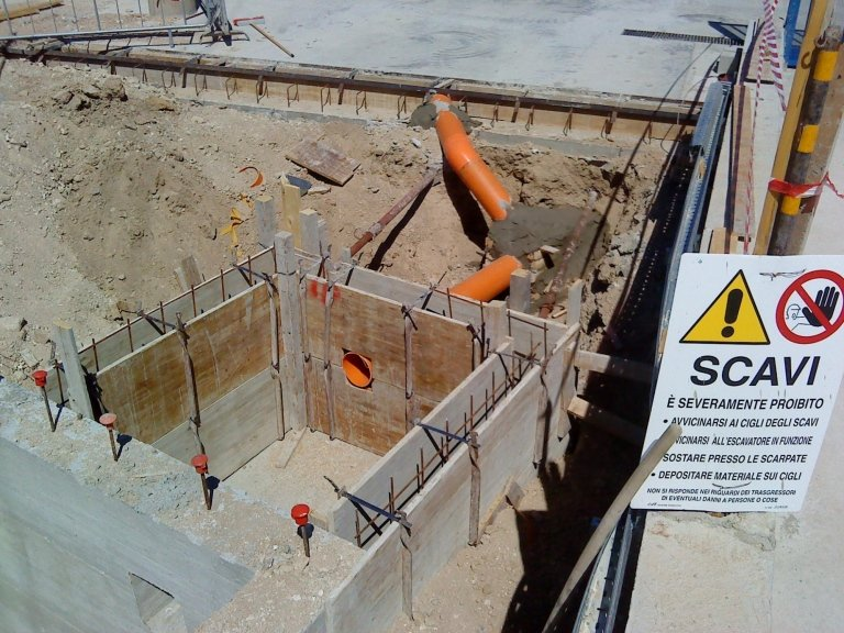 Progettazione di impianti in cemento armato