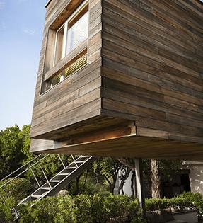 Case sugli alberi - Modulo abitativi -