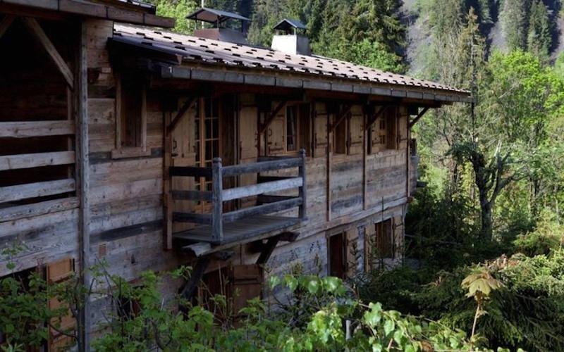 Case in legno antiche Torino