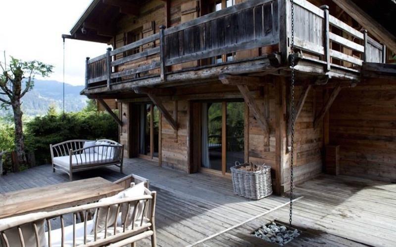 Case in legno antiche