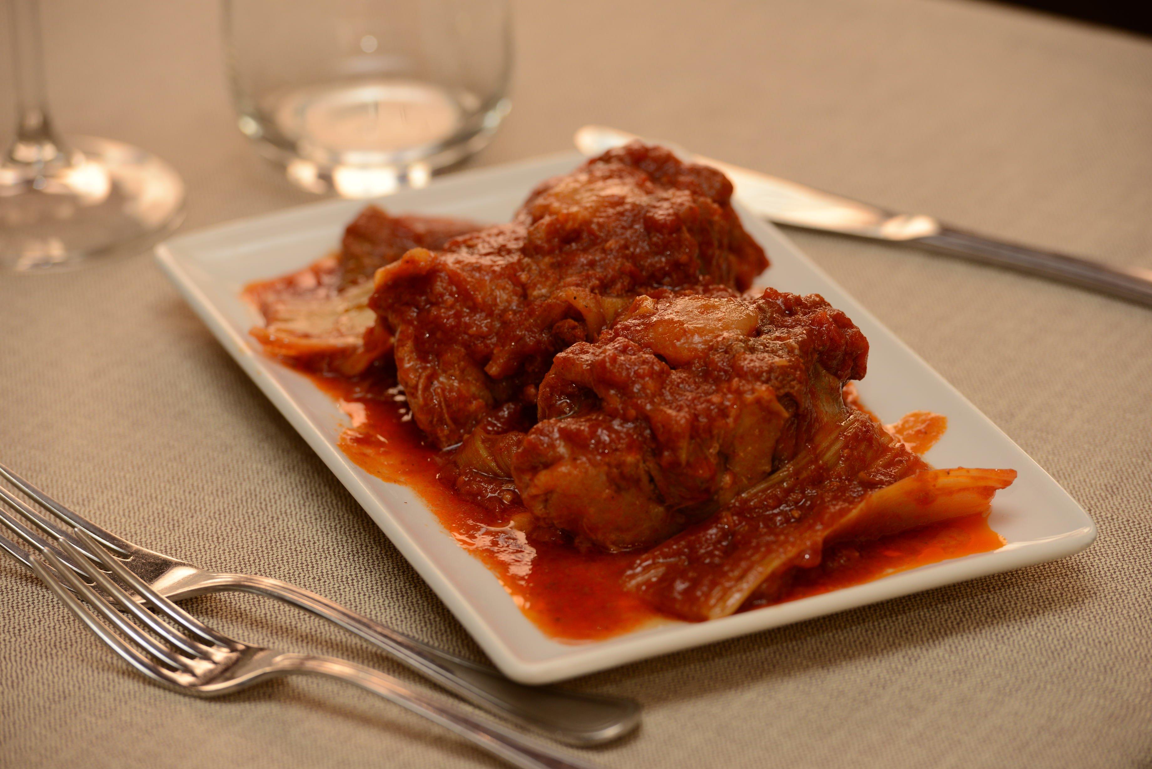 Tipicit romane roma ristorante la tavernaccia da bruno for Antiche ricette romane