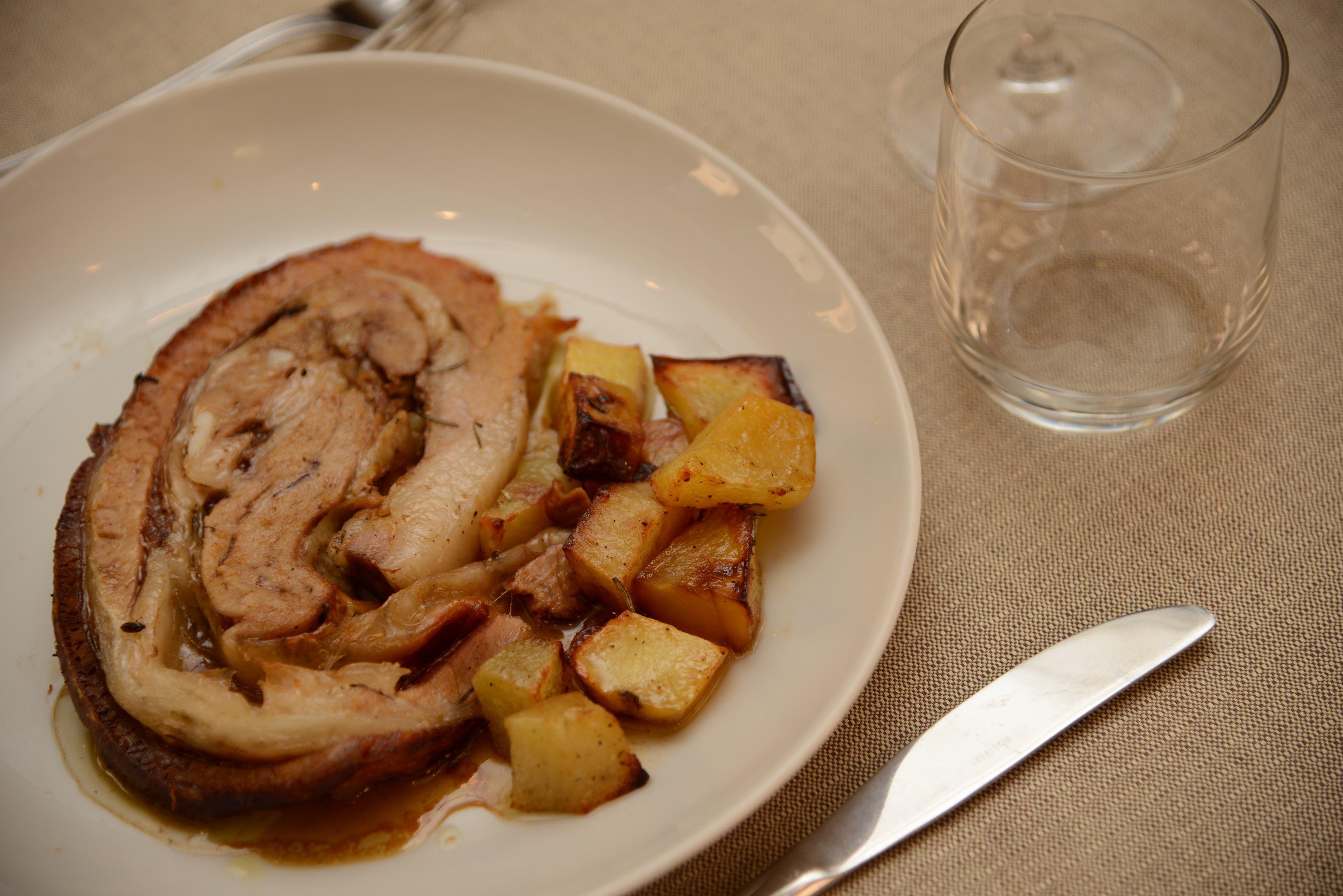 Tipicit romane roma ristorante la tavernaccia da bruno for Ricette romane tradizionali