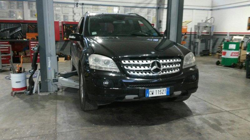 auto nera officina