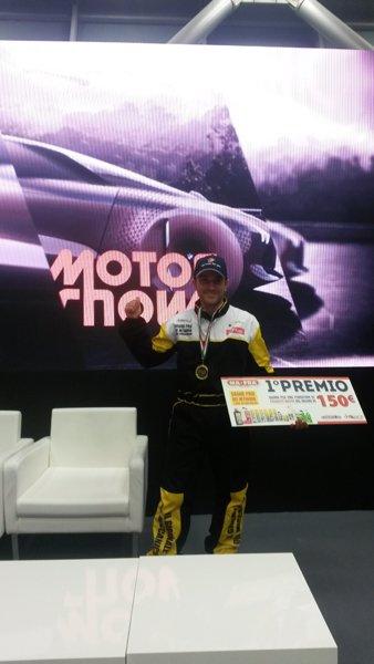 vincitore primo premio motorshow