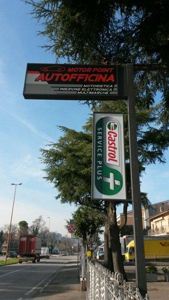 autofficina Castrol