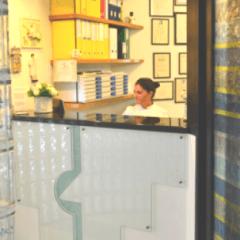 accoglienza pazienti