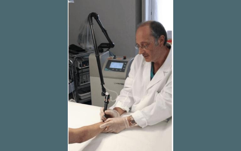 laser e chirurgia dermatologica