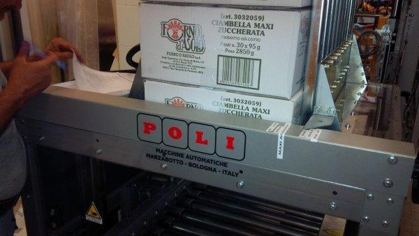 Impilatori scatole