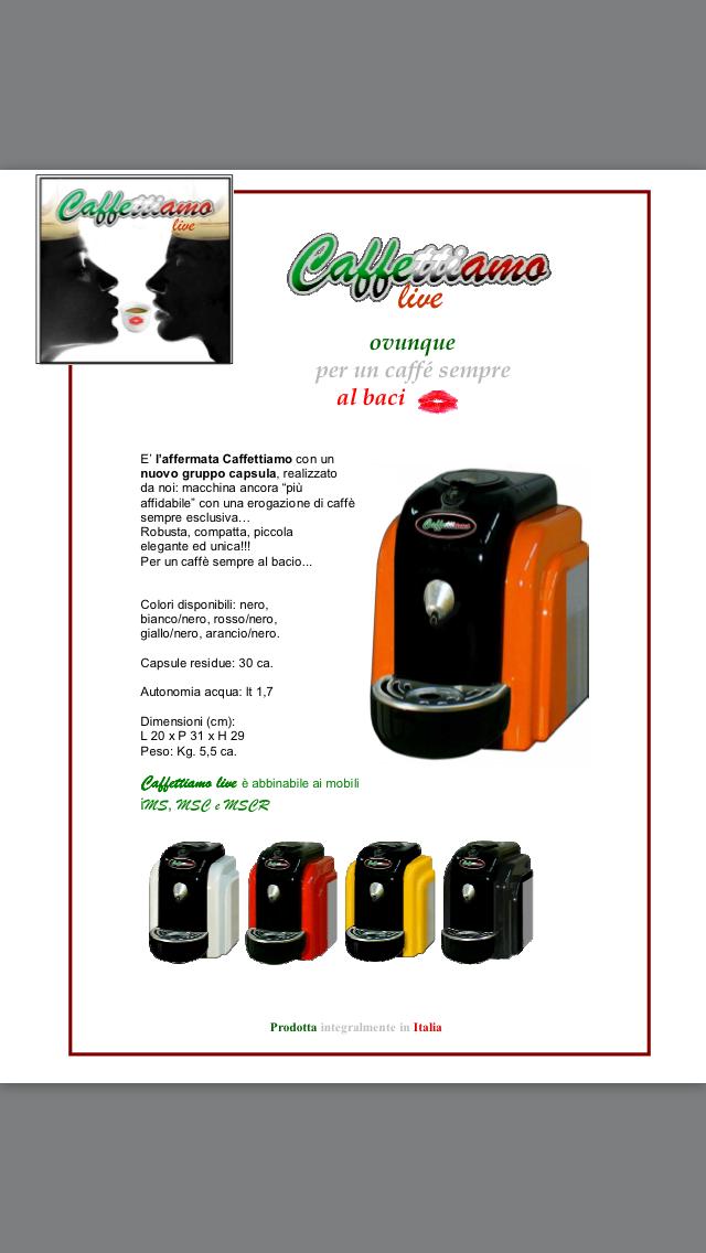 macchintta caffè 16