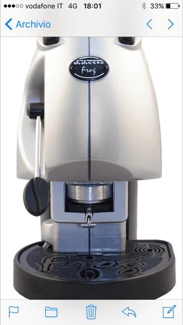 macchintta caffè 21