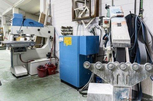macchinari per la lavorazione del vetro