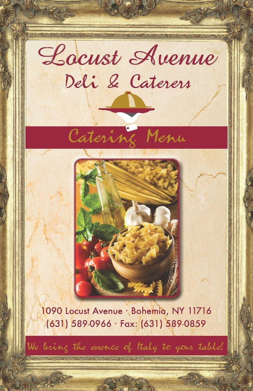 catering locust avenue deli u0026 caterers