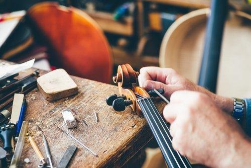 riparazione violini