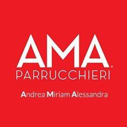 AMA PARRUCCHIERI - LOGO
