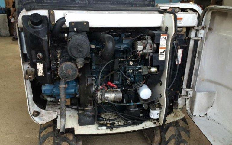 motore bobcat
