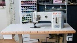 Macchine per cucire - commercio e riparazione