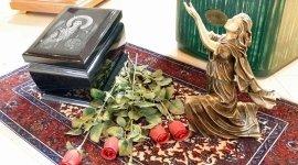 Allestimento funebre