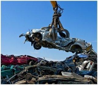 demolizione furgoni