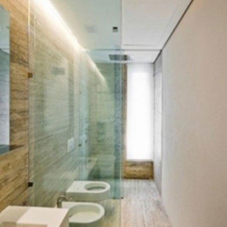 box doccia in bagno
