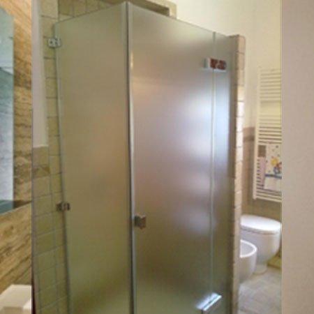 Box doccia, Box doccia su misura in bagno