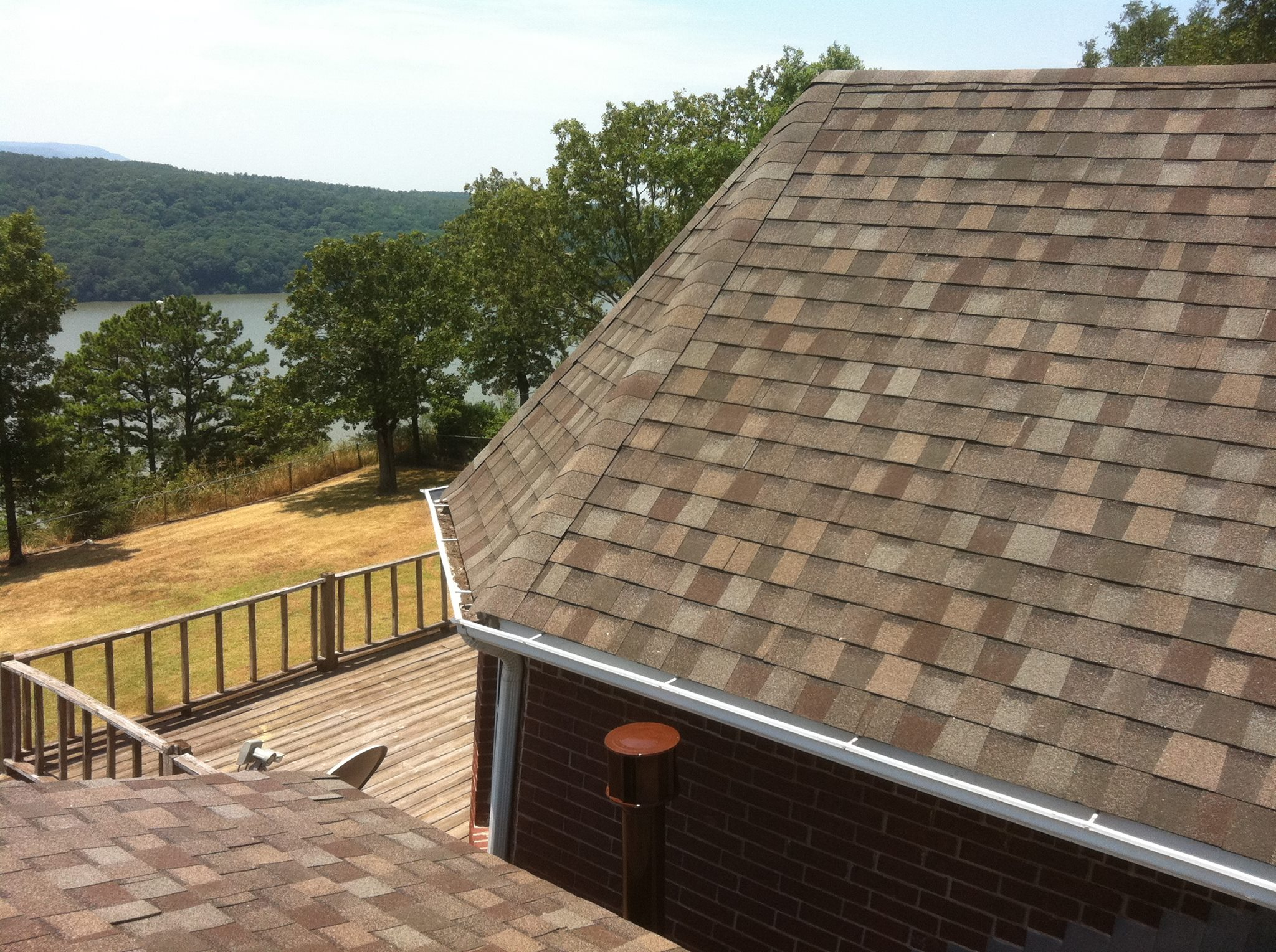New roof in Atkins, AR
