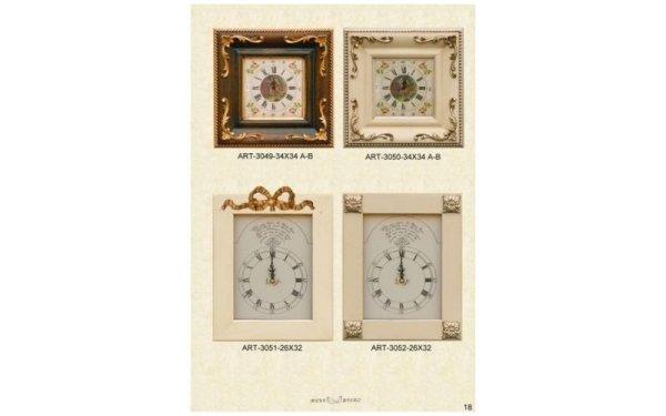 orologi quadrati