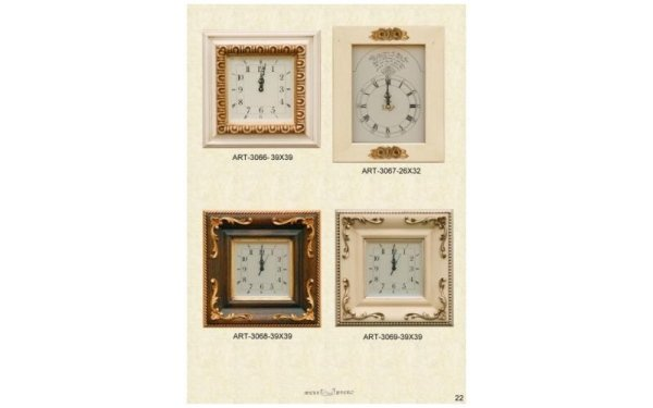orologi decorati