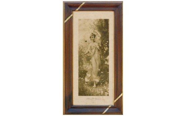 quadro donna danzante