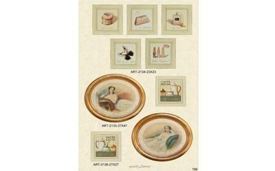 dipinti in varie forme