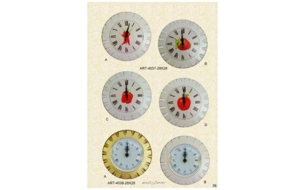 orologi tema frutta verdura
