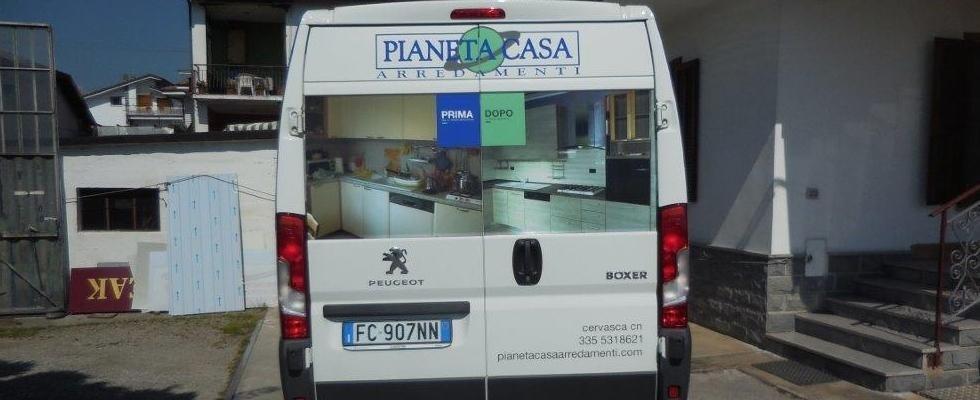 PIANETA CASA boxer