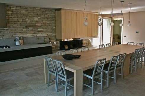 living zona cucina