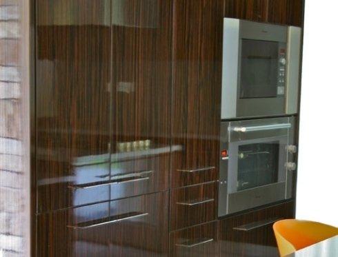 pensili legno cucina