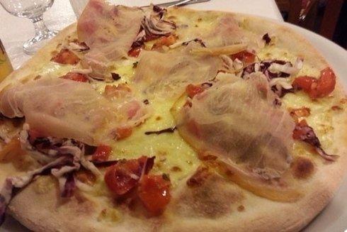 Pizza farcita La Maddalena