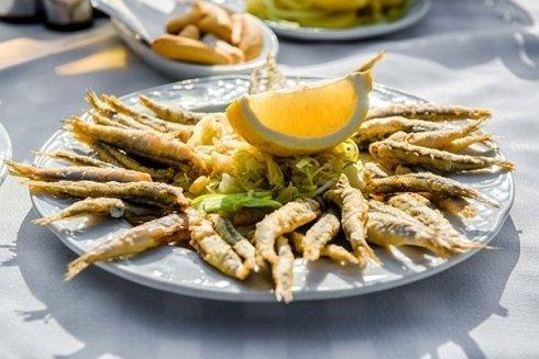 Frittura di pesce La Maddalena