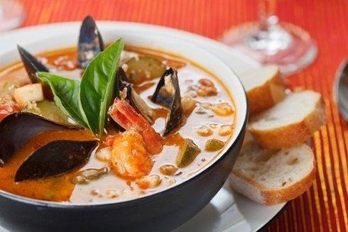 Zuppa di pesce La Maddalena