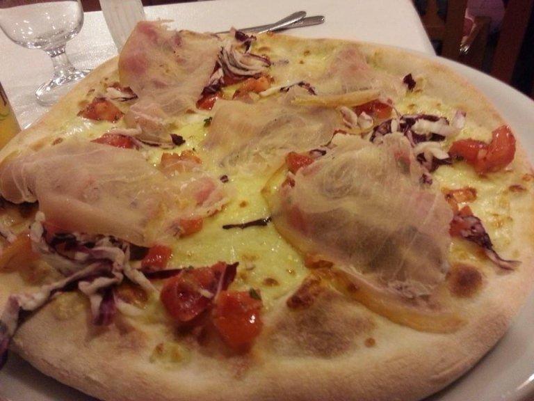 pizza La Maddalena
