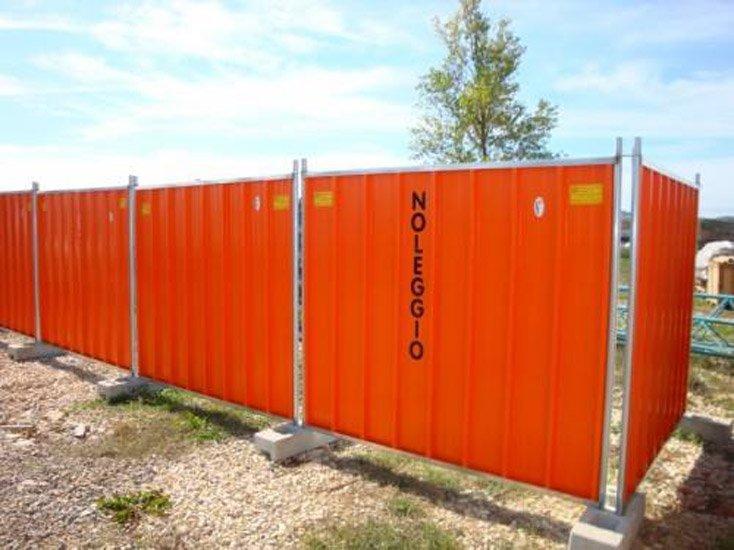recinzioni mobili