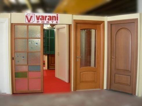 stand della Varani porte in fiera