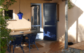 persiane per veranda